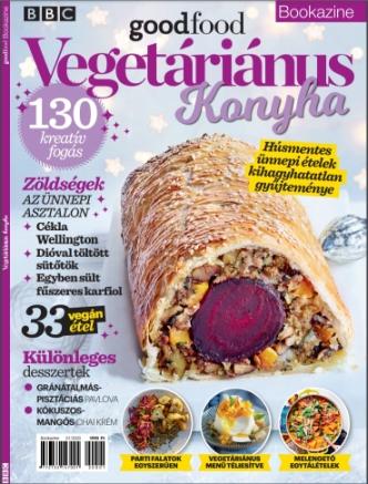 Nimila Ágnes - szerk. - BBC Goodfood Bookazine - Vegetáriánus Konyha