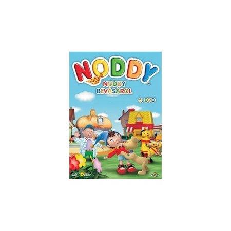 Noddy 06. - Noddy vásárol - DVD