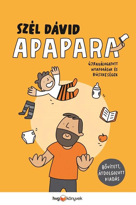 Szél Dávid - Apapara - bővített, átdolgozott kiadás