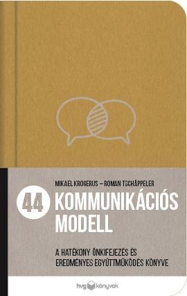 Mikael Krogerus - 44 kommunikációs modell