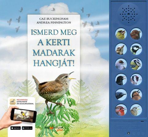 Andrea Pinnington - Ismerd meg a kerti madarak hangját!