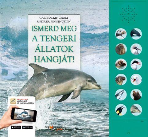 Andrea Pinnington - Ismerd meg a tengeri állatok hangját!