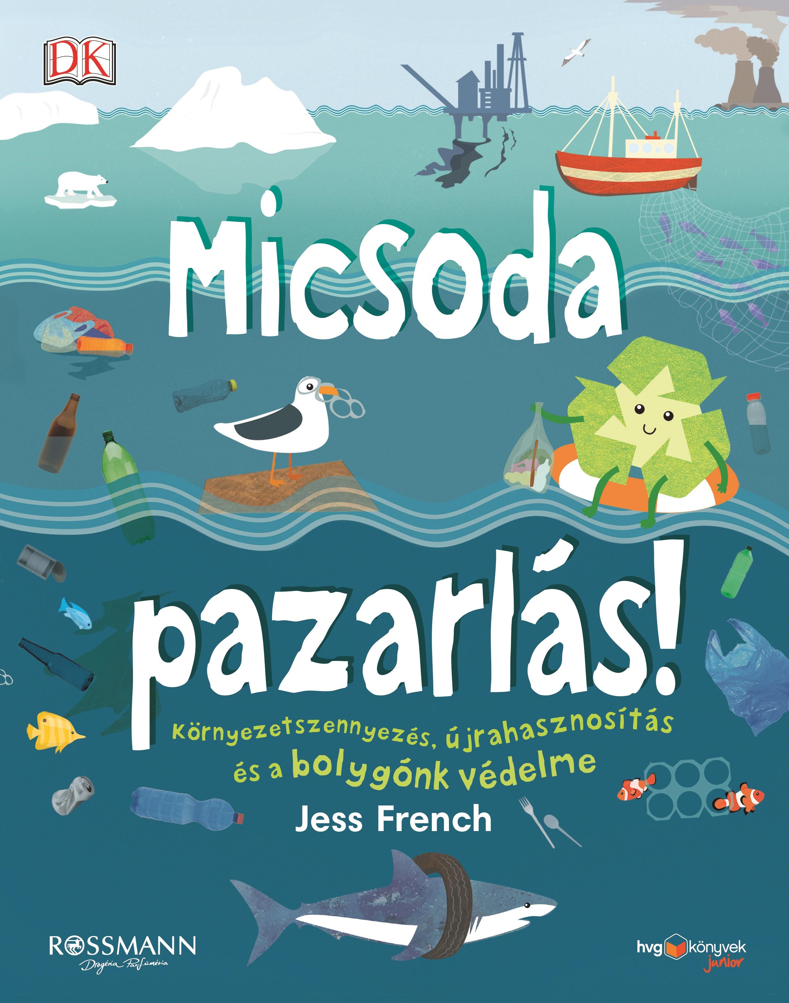 Jess French - Micsoda pazarlás!