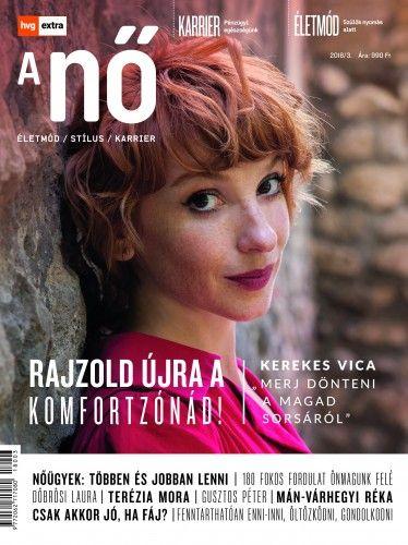 HVG Extra Magazin - A Nő 2018/3
