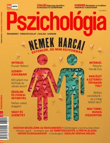 HVG Extra Magazin - Pszichológia 2018/02