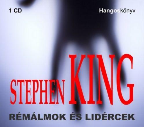Stephen King - Rémálmok és lidércek - Hangoskönyv (CD)