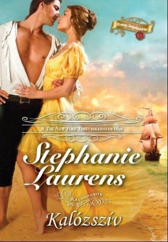 Stephanie Laurens - Kalózszív