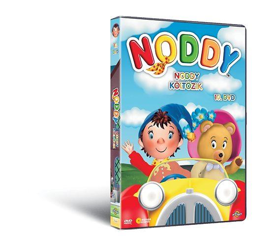 Noddy 10. - Noddy költözik - DVD