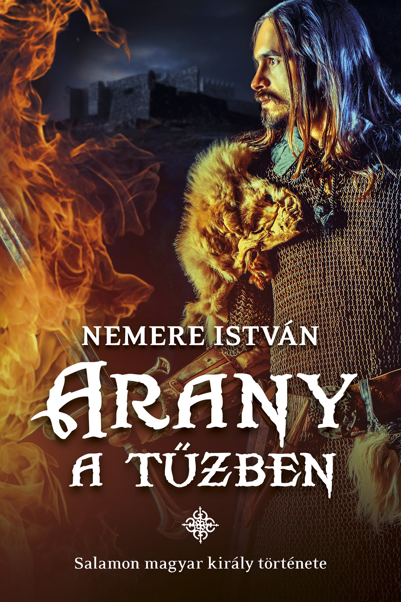 Nemere István - Arany a tűzben