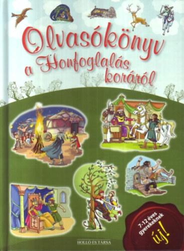 T. Aszódi Éva - Olvasókönyv a Honfoglalás koráról