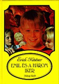 Erich Kästner - Emil és a három iker