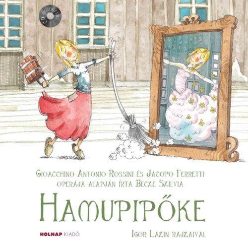 Becze Szilvia - Hamupipőke + CD