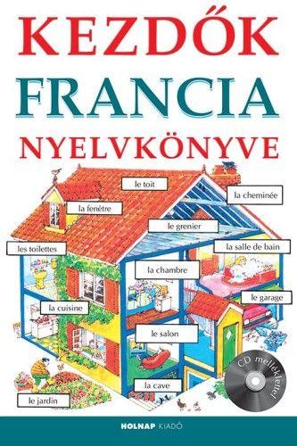 Helen Davies - Kezdők francia nyelvkönyve + CD