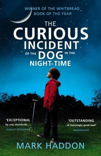 Mark Haddon - The Curious Incident of the Dog in the Night-time - Film-tie