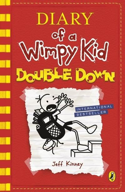 Jeff Kinney - Diary of a Wimpy Kid - Double Down