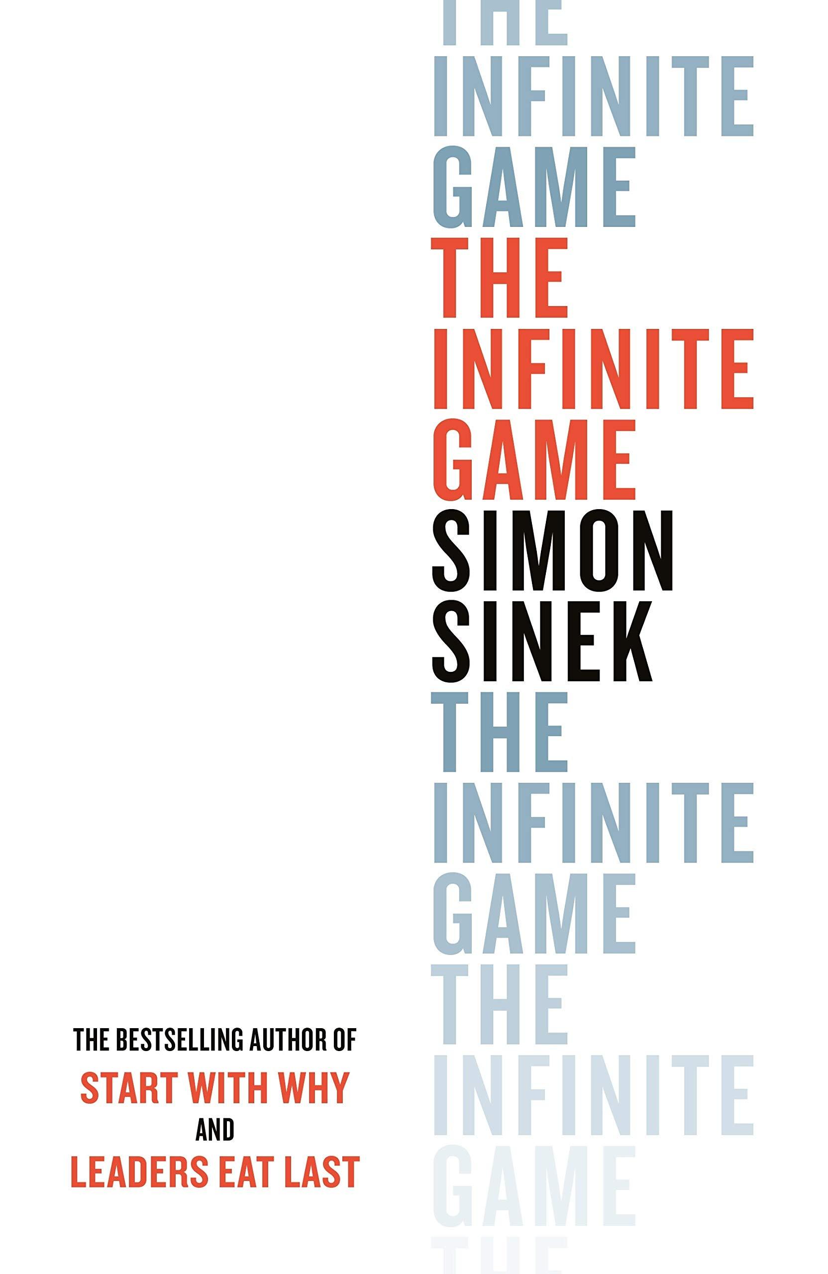 Simon Sinek - The Infinite Game