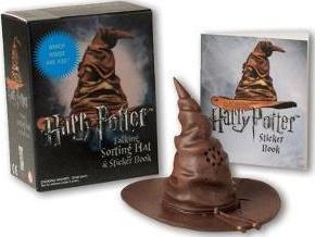Harry Potter: Talking Sorting Hat & Sticker Book