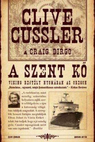 Clive Cussler - A szent kő