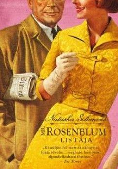 Natasha Solomons - Mr. Rosenblum listája