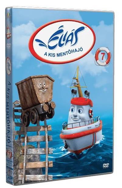 Éliás, a kis mentőhajó 7. - DVD