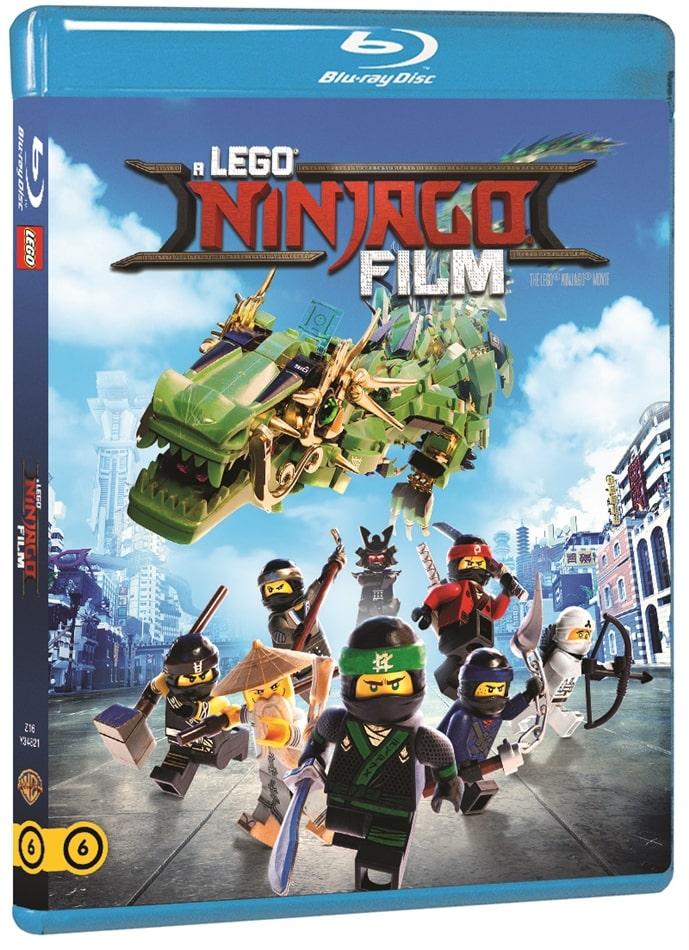 LEGO Ninjago - Blu-ray