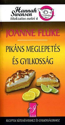 Joanne Fluke - Pikáns meglepetés és gyilkosság