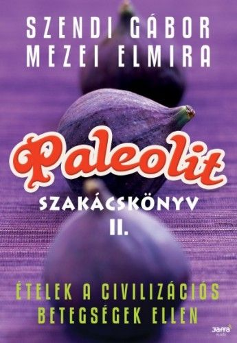 Mezei Elmira - Paleolit szakácskönyv 2.
