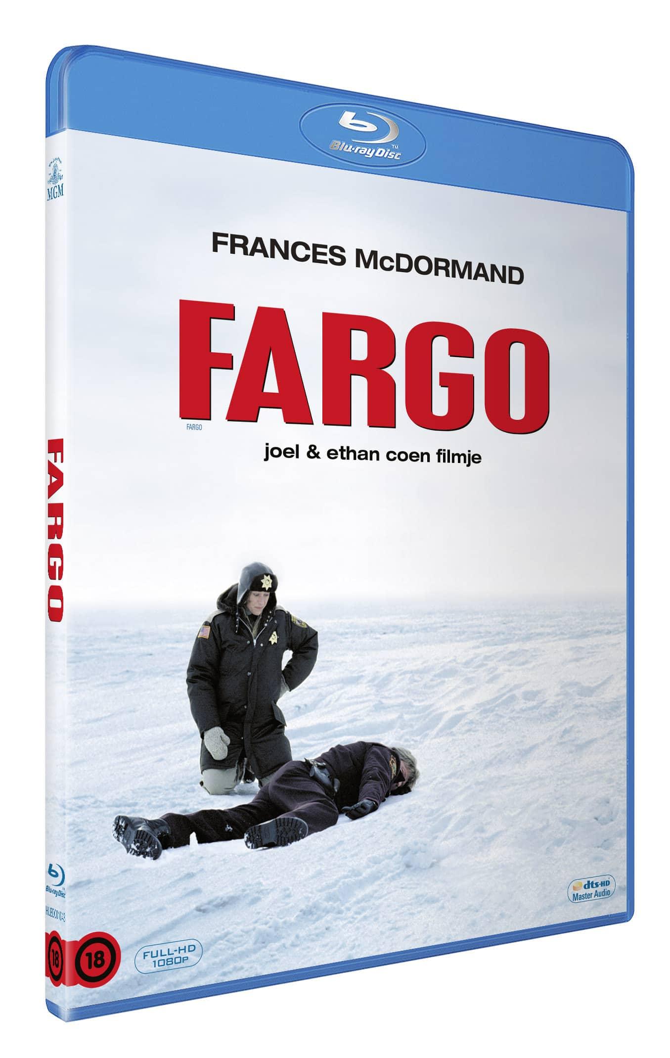 Fargo - Blu-ray