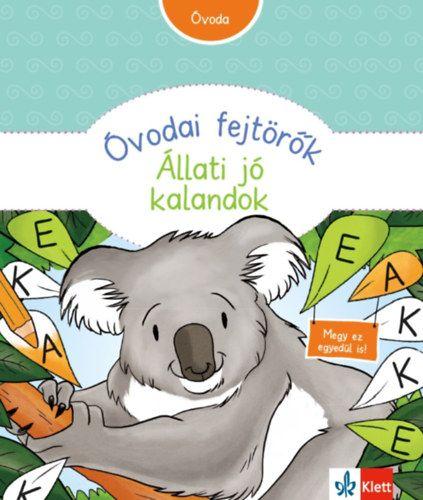 Kedvenc könyvecském - Állati jó kalandok