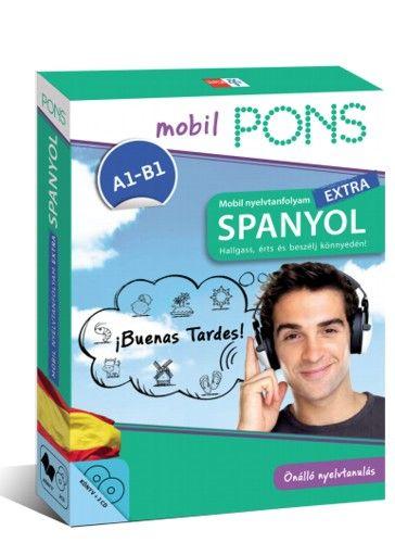 PONS Mobil Nyelvtanfolyam Spanyol Extra