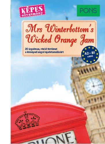 Emma Blake - PONS Mrs Winterbottom's Wicked Orange Jam