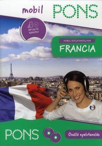 Isabelle Langenbach - Mobil nyelvtanfolyam - Francia (2 CD melléklettel)