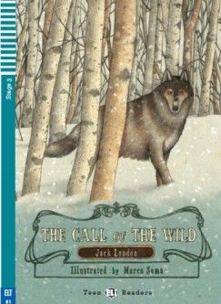 Jack London - The call of the wild + CD