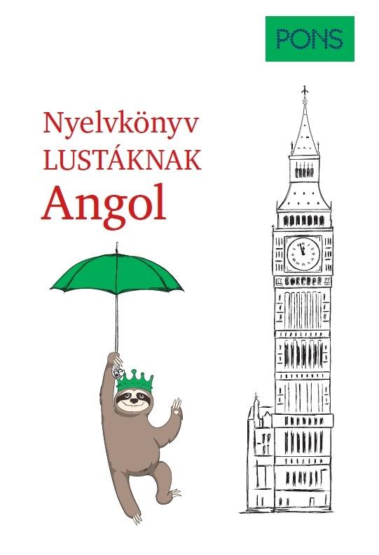 Linn Hart - PONS Nyelvkönyv lustáknak - Angol