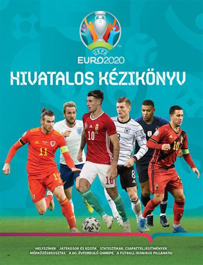 Keir Radnedge - UEFA EURO 2020 - Hivatalos kézikönyv