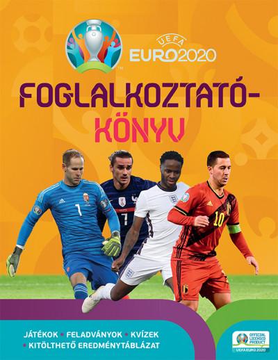 Emily Stead - UEFA EURO 2020 - Foglalkoztatókönyv