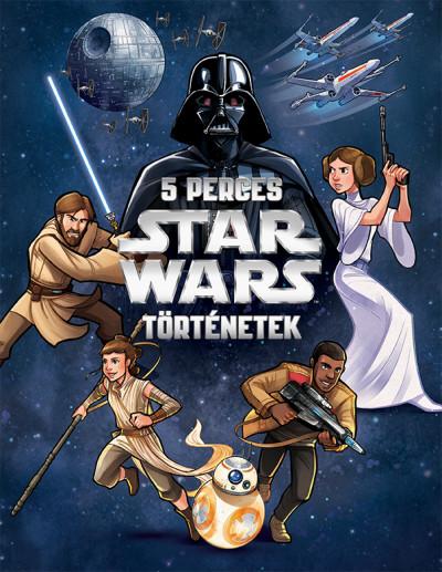 Star Wars: 5 perces Star Wars-történetek