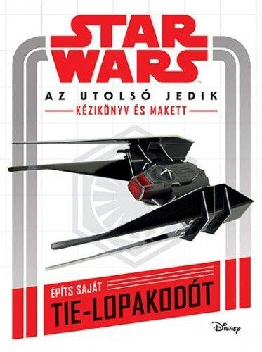 Katrina Pallant - Star Wars - Az utolsó jedik - Kézikönyv és makett
