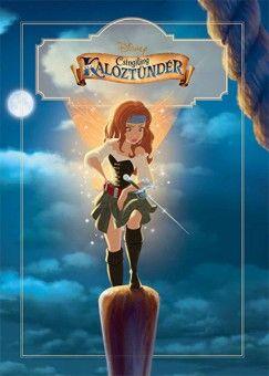 Disney - Csingiling és a Kalóztündér - filmkönyv
