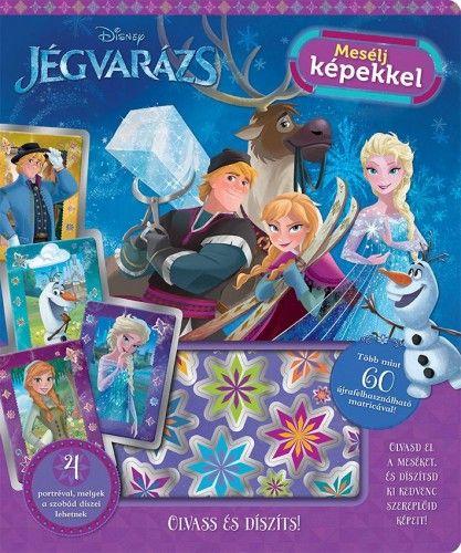 Disney - Disney - Jégvarázs - Mesélj képekkel