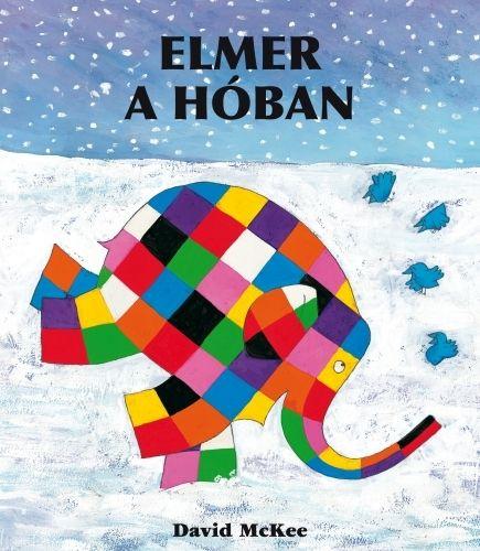 David McKee - Elmer a hóban