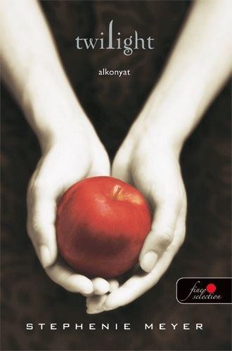 Stephenie Meyer - Twilight - Alkonyat - kemény kötés