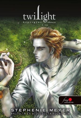 Stephenie Meyer - Twilight - Alkonyat képregény 2.
