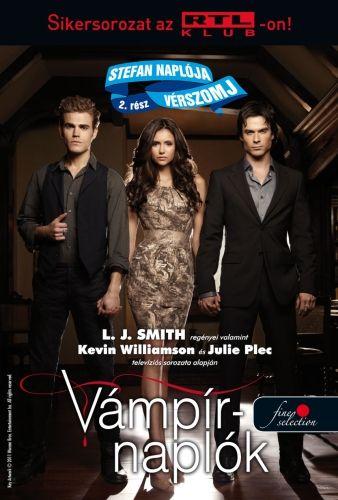 Lisa Jane Smith - Stefan naplója 2. - Vérszomj