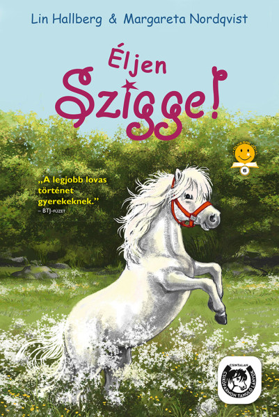 Lin Hallberg - Éljen Szigge!