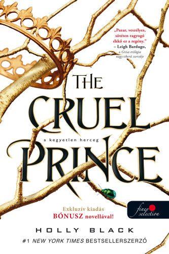 Holly Black - A kegyetlen herceg