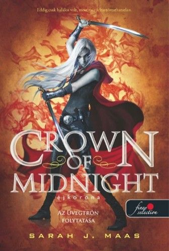 Sarah J. Maas - Crown of Midnight - Éjkorona