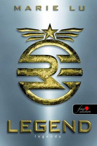Marie Lu - Legend - Legenda - kemény kötés