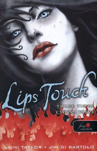 Laini Taylor - Csókra várva