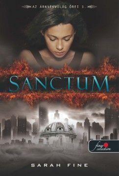 Sarah Fine - Sanctum